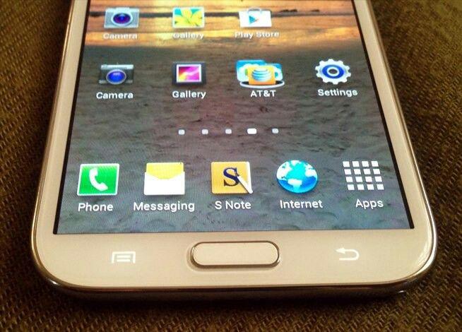 Google killt den Menü-Button von Samsung: http://wp.me/p3wbOe-4a1 #Google #Samsung #SamsungGalaxy #Smartphone #Tablet