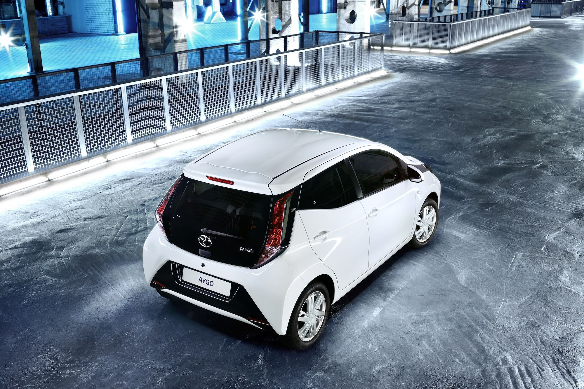 All new toyota aygo is unveiled at 2014 geneva motor show and aims to set new standards in customisation