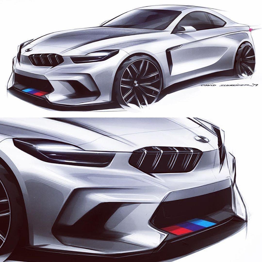 Car Design World on Instagram: Some sketches by David Schneider @schneider.sketch  BMW