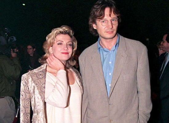 Natasha richardson and liam neeson in pictures photos for Natasha richardson and liam neeson