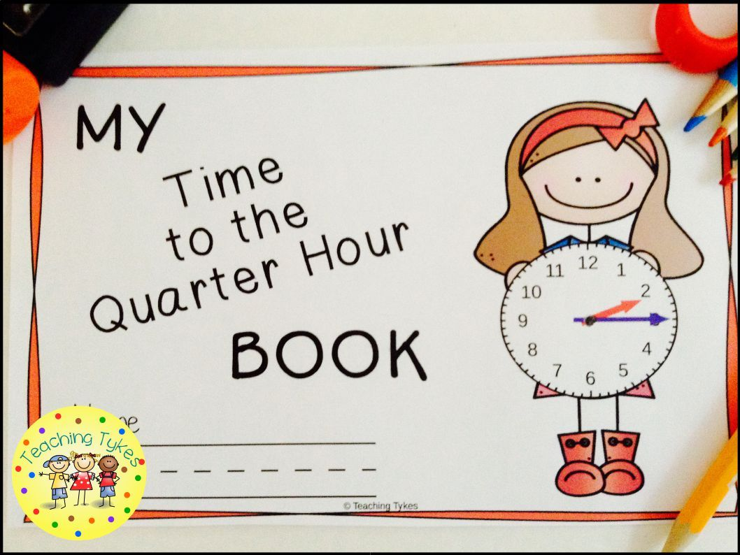 Practice Telling Time To The Quarter Hour Withog