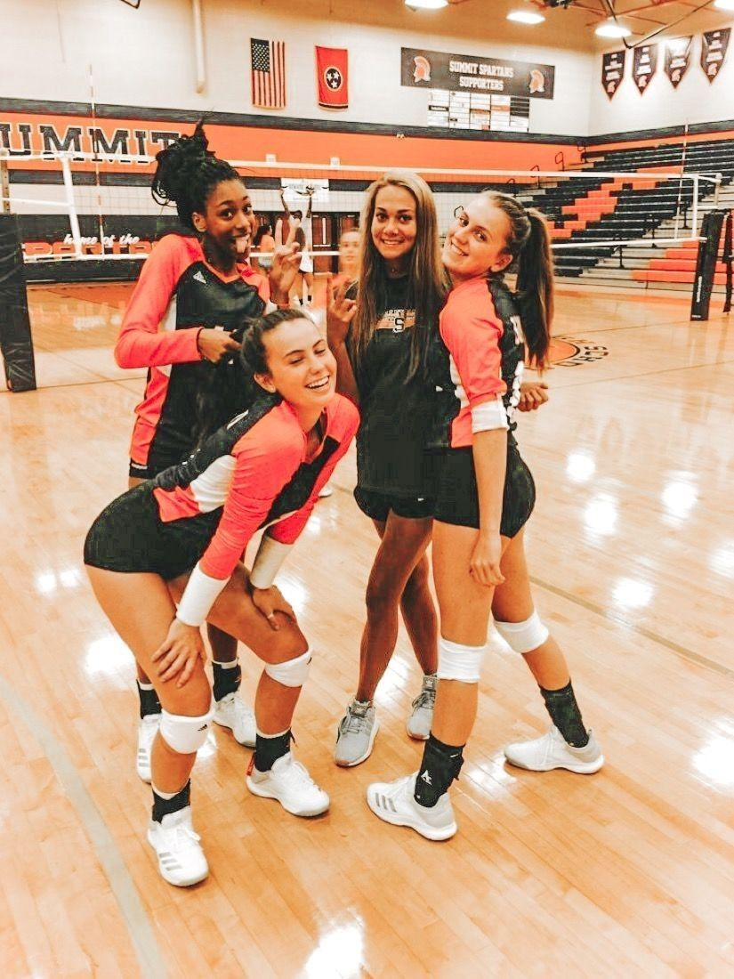 Pin By Chloe Parsadh On College America Volleyball Outfits Volleyball Photos Volleyball Inspiration