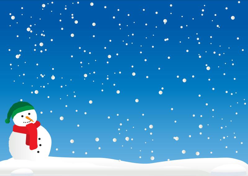 10+ Animated Snow Scene Clipart Free