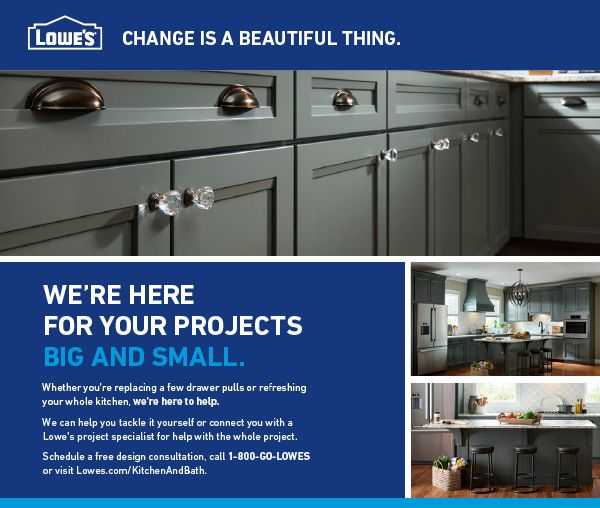 Change Is A Beautiful Thing We Re Here For Your Projects Big And Small Whether You Re Replacing A Few Drawer Pulls Or Kitchen Drawer Pulls Design Consultant
