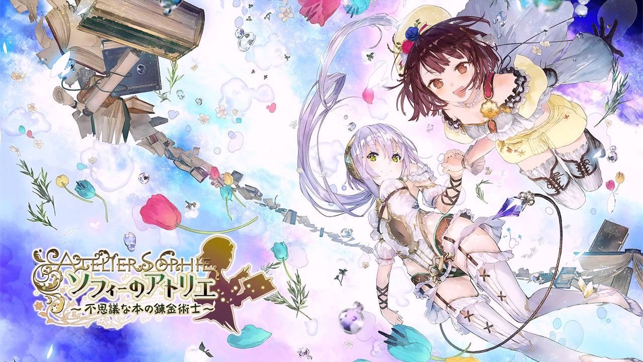 Atelier Sophie The Alchemist Of The Mysterious Book Opnoobs