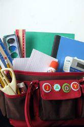 Activities: Make a Homework Caddy Kit