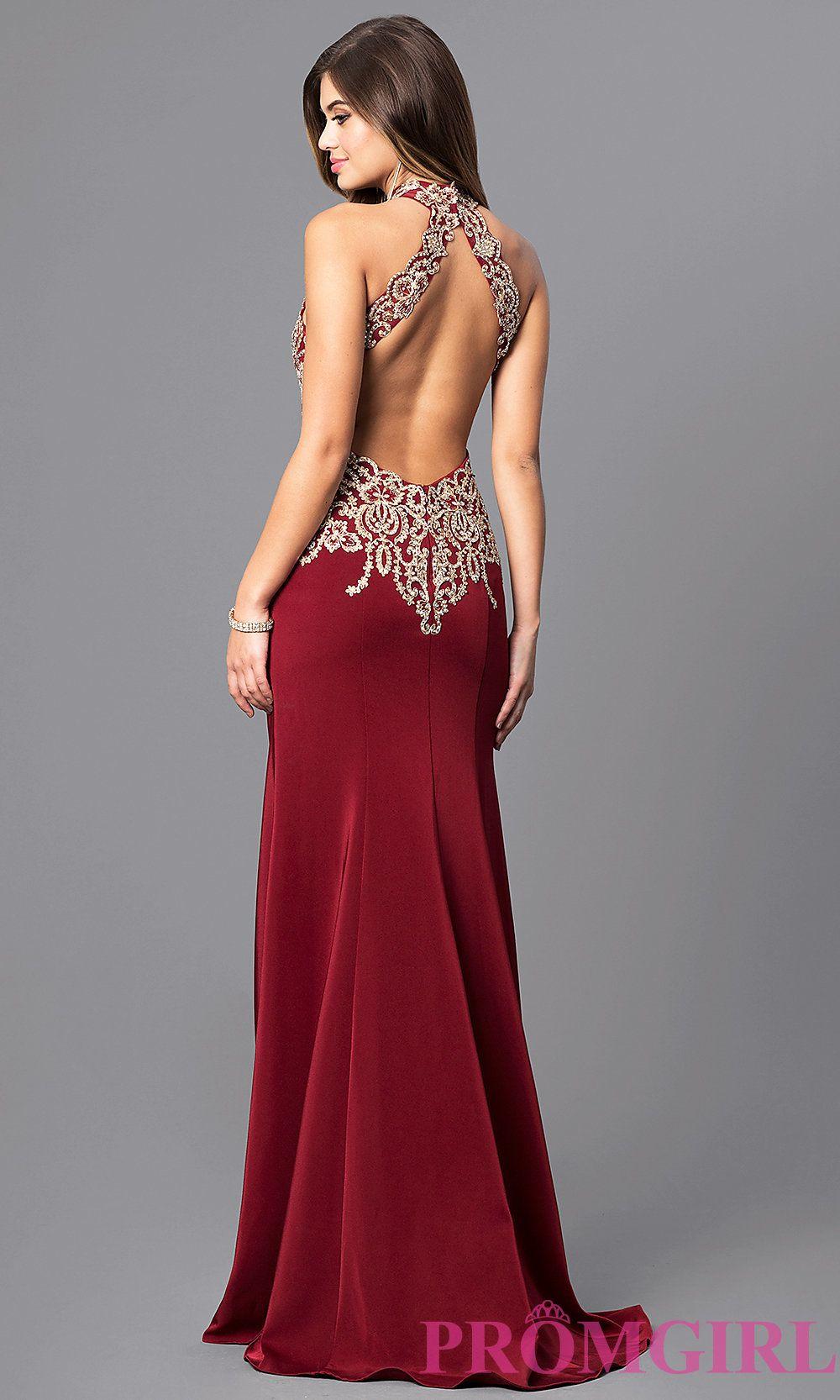 Style Kc 17156 Back Image Gowns Of Elegance Ellegant Dresses Prom Dresses [ 1666 x 1000 Pixel ]