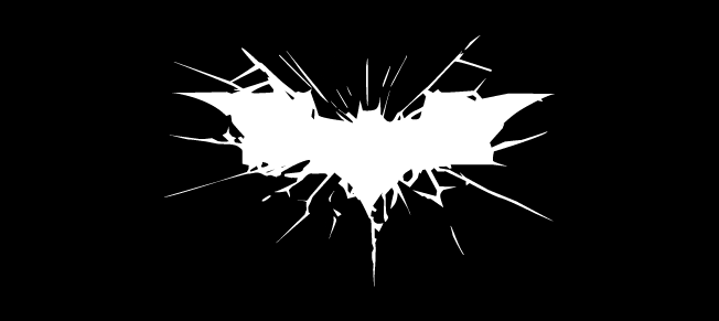 The New Batman Logo The Dark Knight Rises Batman Logo Batman Logo Tattoo Batman Wallpaper