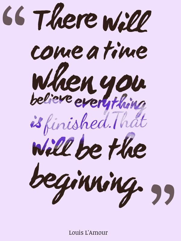 New Beginning Quotes Adorable Quote About New Beginnings  Quotes  Pinterest  Inspirational