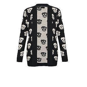 torrid skull cardigan - Google Search