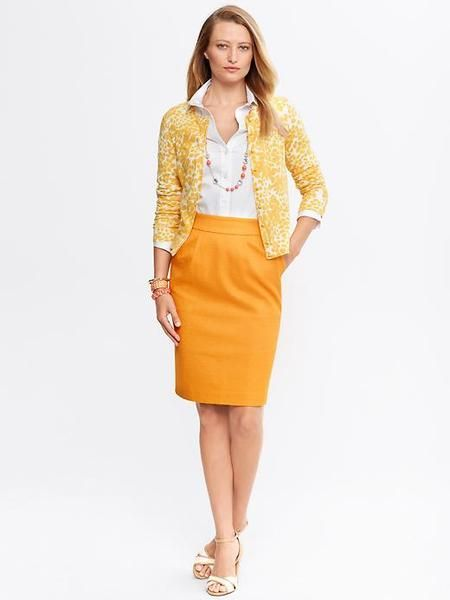cec096357d banana republic orange cardigan - Google Search