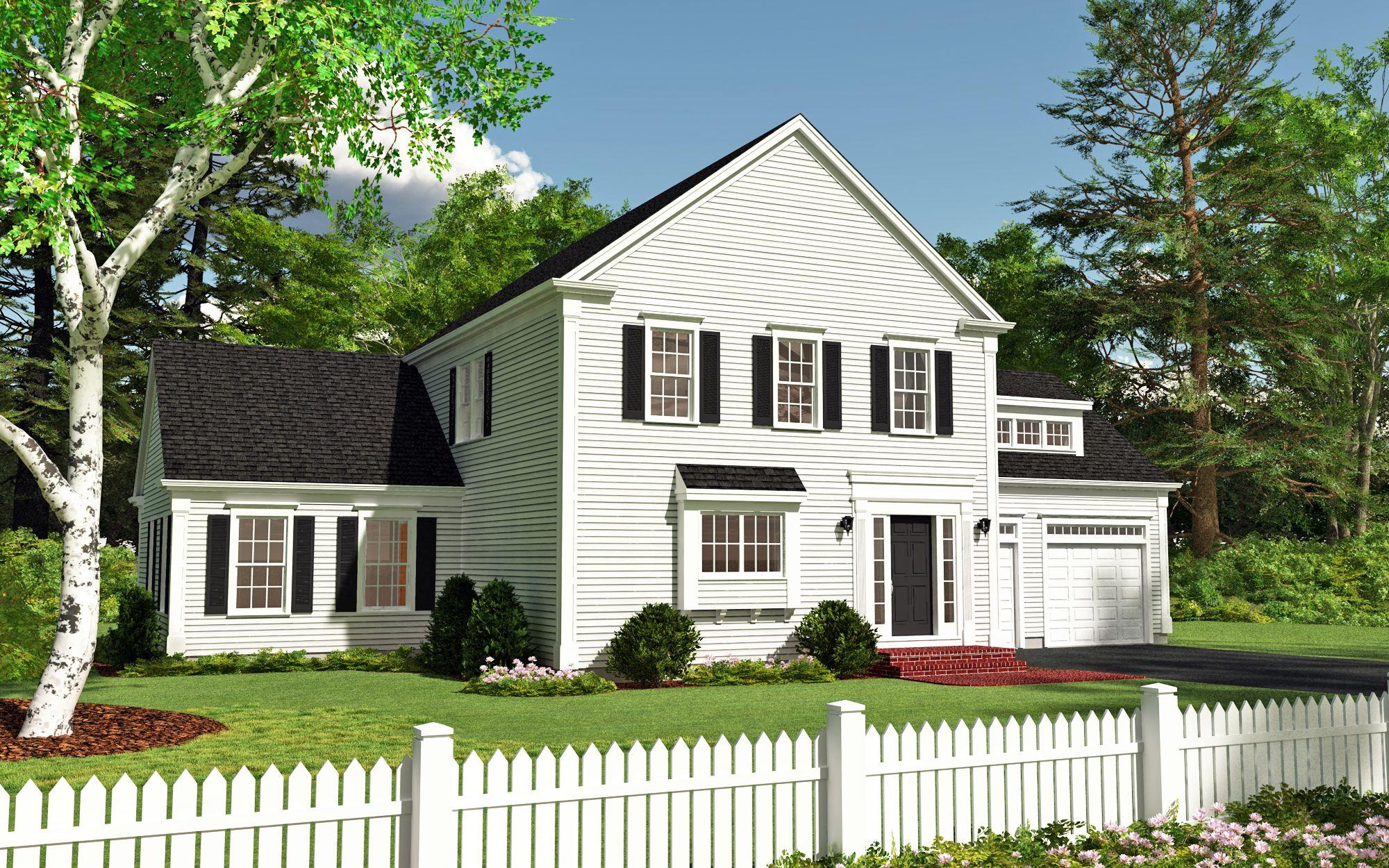 Cape cod home design plans – House style ideas