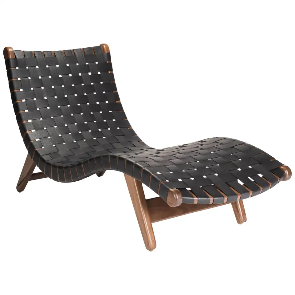 Award Winning Mid Century Mexican Alacran Chaise By Luteca For Indoor Outdoor Mid Century Modern Chair Chaise Modern Chaise Lounge