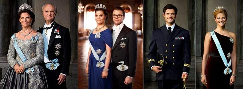 Familia Real Sueca