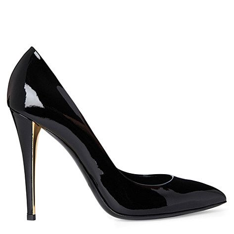 yves saint laurent clara pointy courts  heels me too