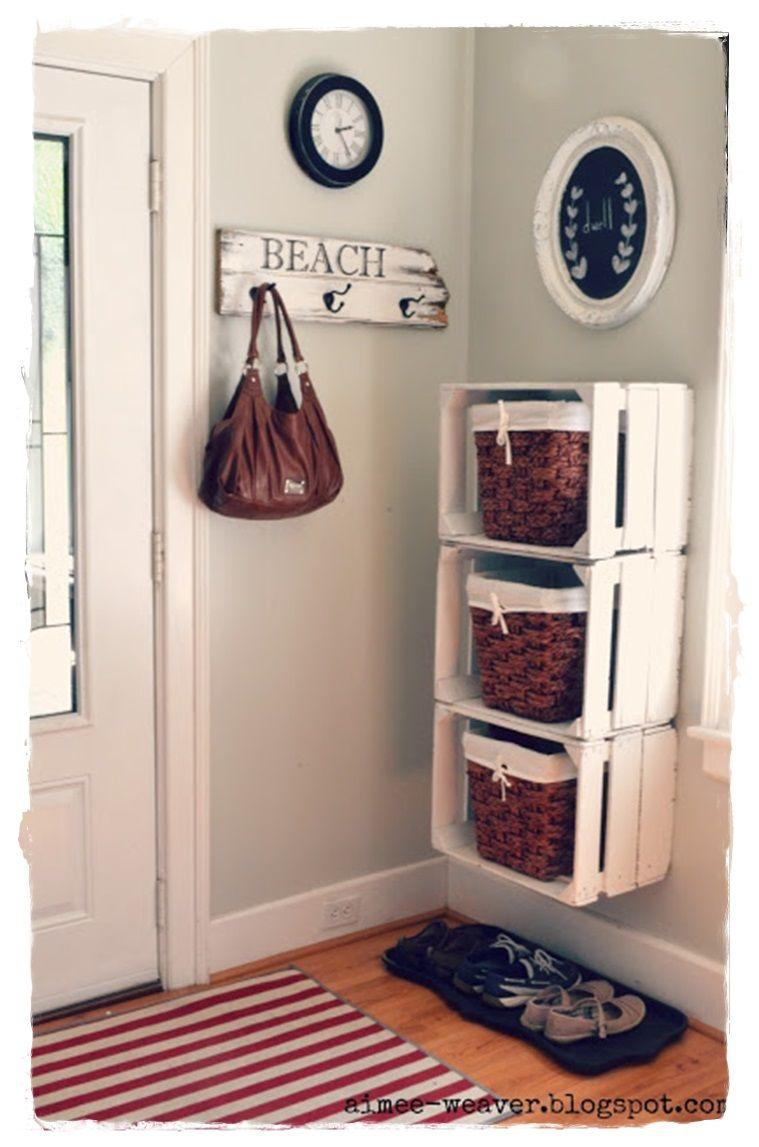 Cajas de madera recibidor comprar cajas de fruta decoracion reciclaje diy furniture ideas - Comprar cajas de madera para decorar ...