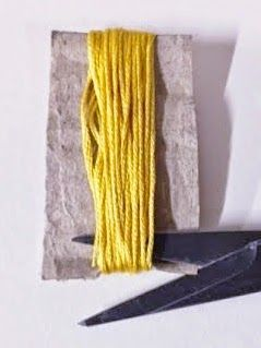 Ideas and Inspirations: How to make a graduation tassel two different ways (Part two)