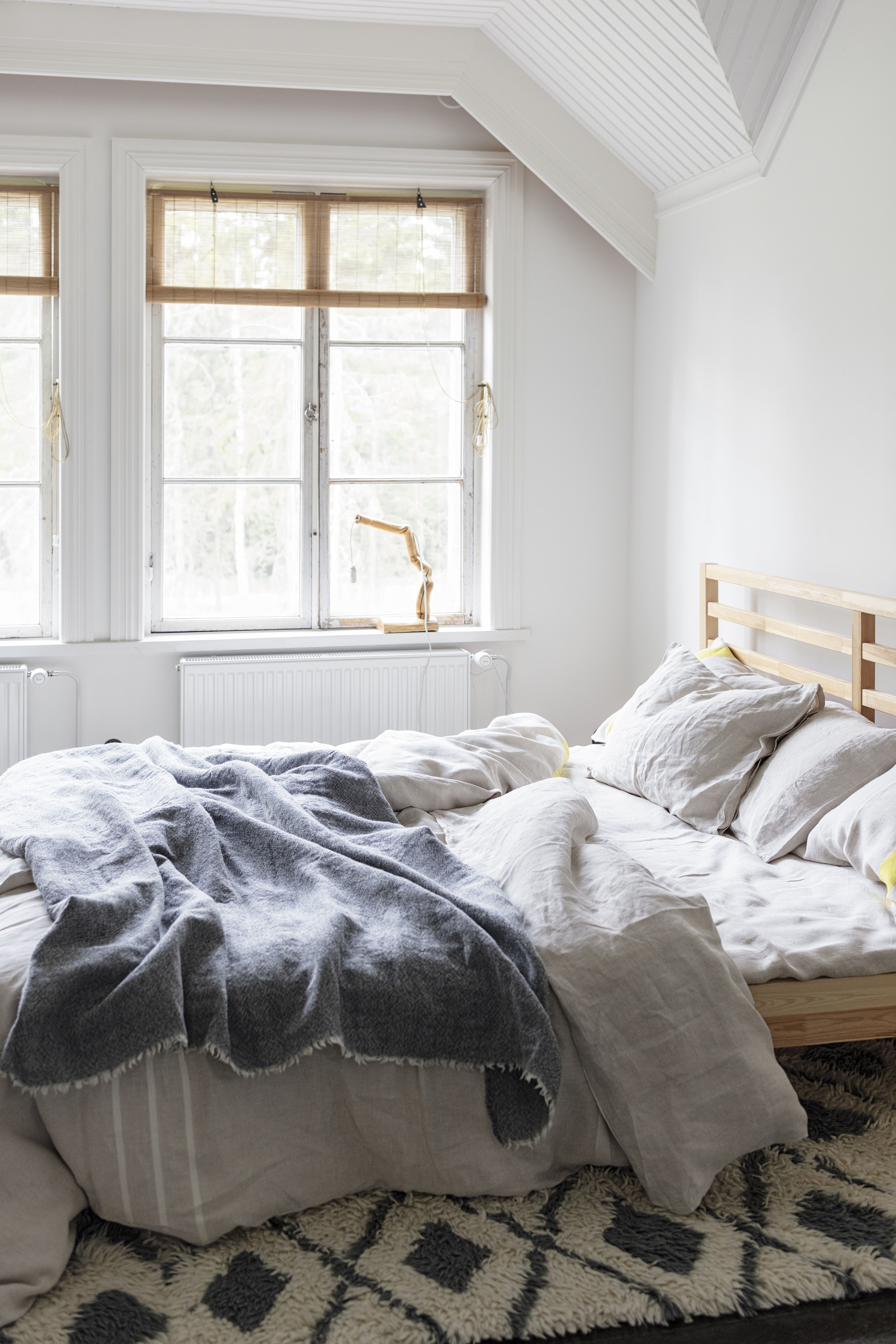 How To Keep Your Home Cool This Summer Scandi Bedroom Interior Home