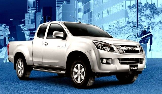 2017 Isuzu Trooper White Color Automotive Latest Car Review Car
