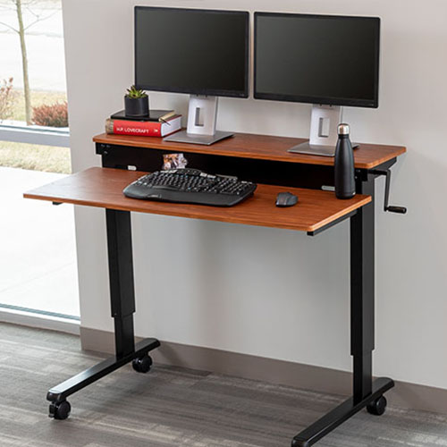 Your 1 Source For Standing Desks Stand Up Desk Store In 2020 Desks For Small Spaces Desk Adjustable Height Standing Desk
