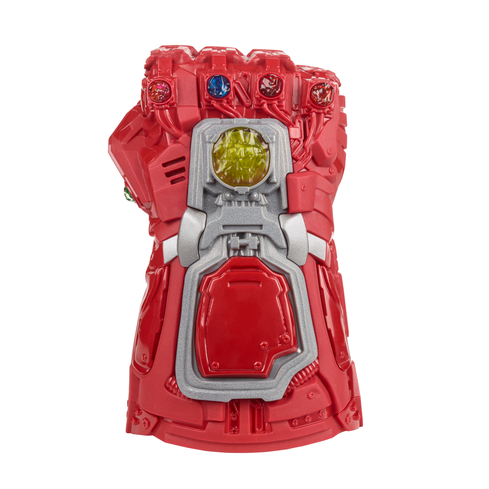 Marvel Avengers Endgame Red Infinity Gauntlet Electronic Fist Walmart Com Avengers Marvel Avengers Marvel Toys