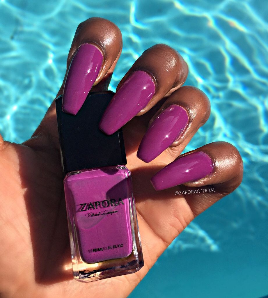 zapora hypnotic nail polish // ✨ @yeezylessons | Nail Designz ...