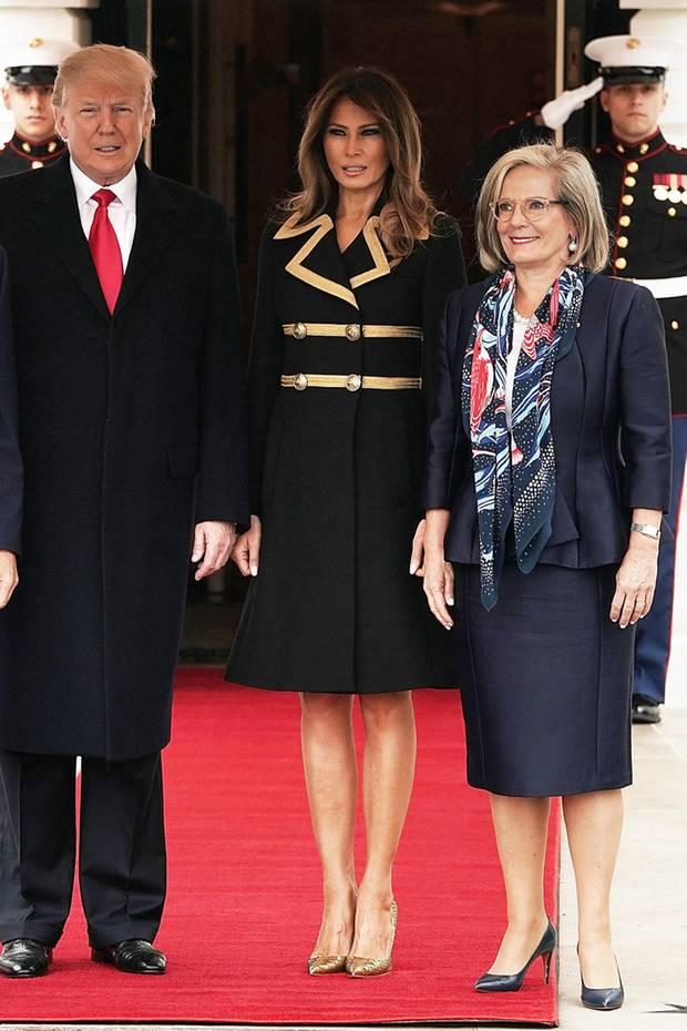 Fashion Looks The Style Of Melania Trump Fashion Looks Der Style Von Melania Trump Fashion Looks To Meet The Australia Fashion Looks Trump Fashion Fashion