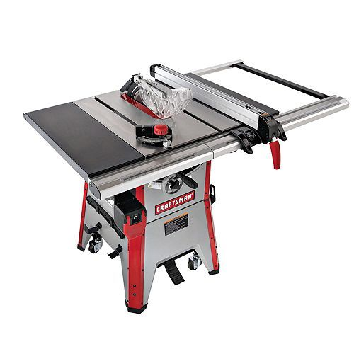 Craftsman Professional 10 Inch Contractor Table Saw