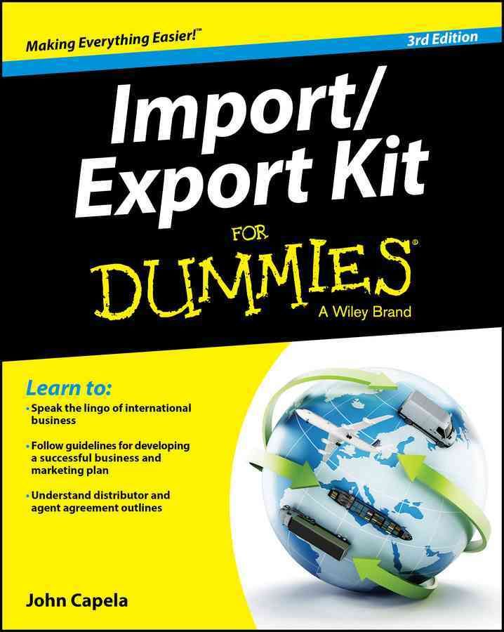 Your easy-to-follow primer on the exciting world of import export - business agency agreement