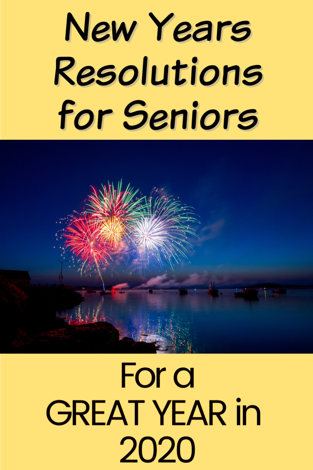 New Years Resolution Ideas for Seniors Organized Mind