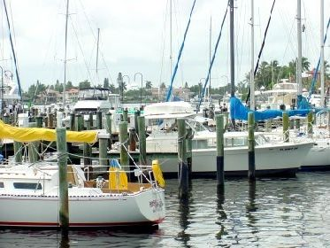 City Dock, open water to the Gulf | Florida pictures, Naples