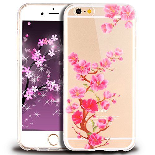 Case for iPhone 6s,Tebey Soft TPU Bumper Case for Girls,Back Cover Skin for iPhone 6/6s 4.7inch-Flowers Tebey http://www.amazon.com/dp/B01AGR2E6O/ref=cm_sw_r_pi_dp_s.VLwb0H93KDE