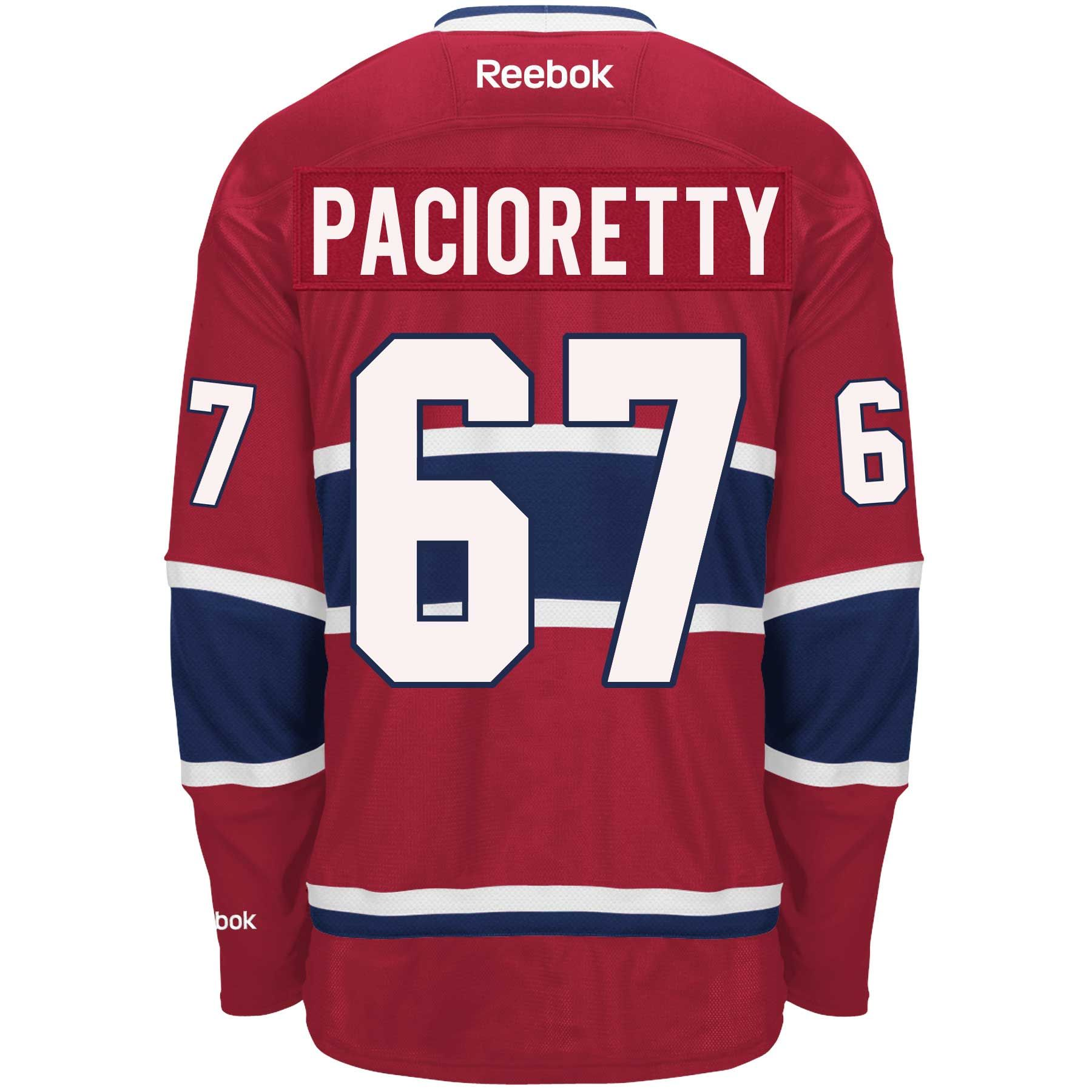 b30998667 I gotta add this to my collection -  Habs  GoHabsGo  Pacioretty (   murdering the rebok logo which is own by addids) - IceJerseys.com USA -  Official Fan Shop