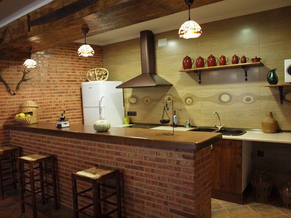 Barras americanas rusticas buscar con google todo casa de campo pinterest barra - Barra americana para cocina ...