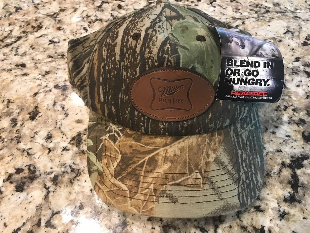 9039766d Miller High-Life Digital Camo Hat Ballcap Adjustable One Size Fits Most  #fashion #clothing #shoes #accessories #mensaccessories #hats (ebay link)