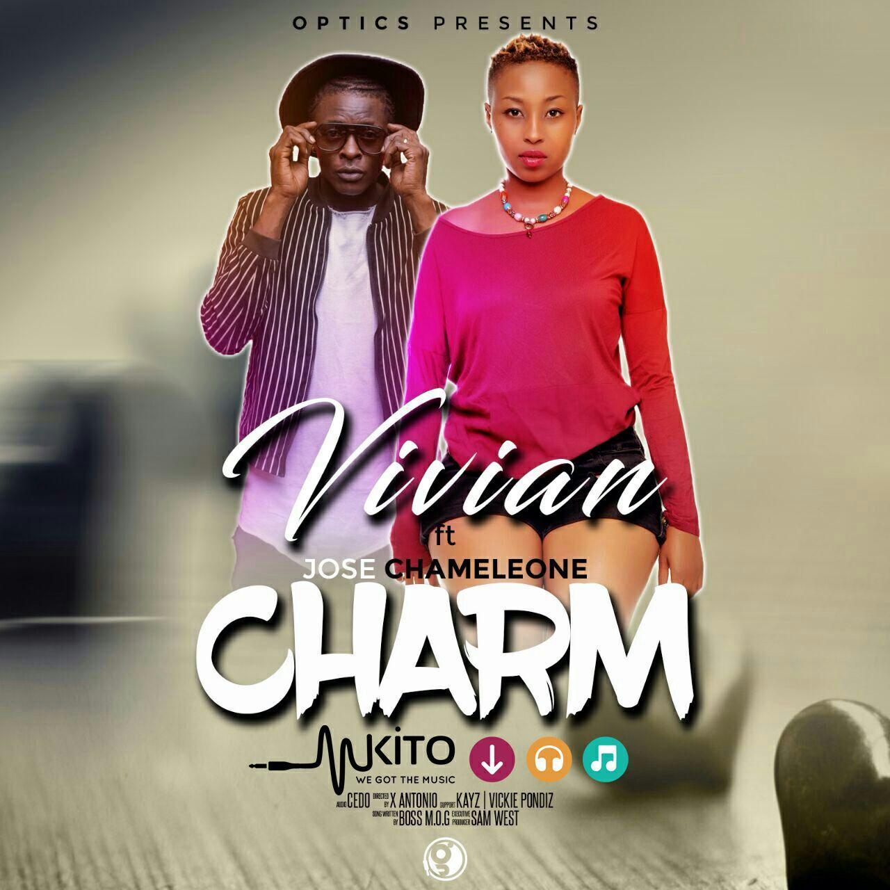 New Audio Vivian Ft Jose Chameleone Charm Mp3 Download New Hit Songs Vivian Hit Songs