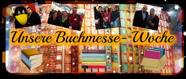 Leserattes Bücherwelt: [Unsere Buchmessewoche] #Erlebtes # #Neuzugänge #W...