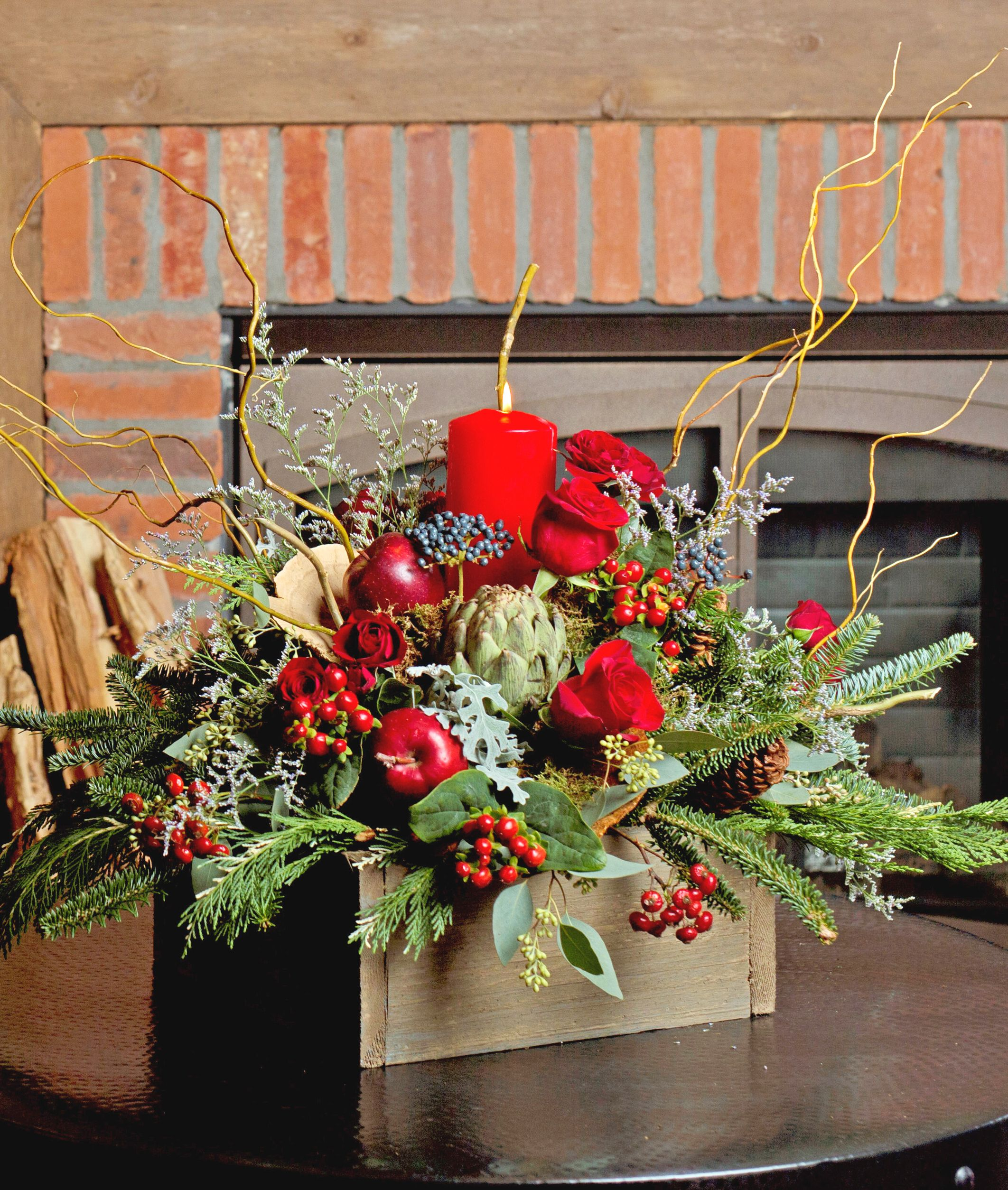 Merry Magnificence Same Day Delivery Same day flower