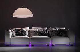 Sofa With Illumination LEDs U2013 Colico Design Asami