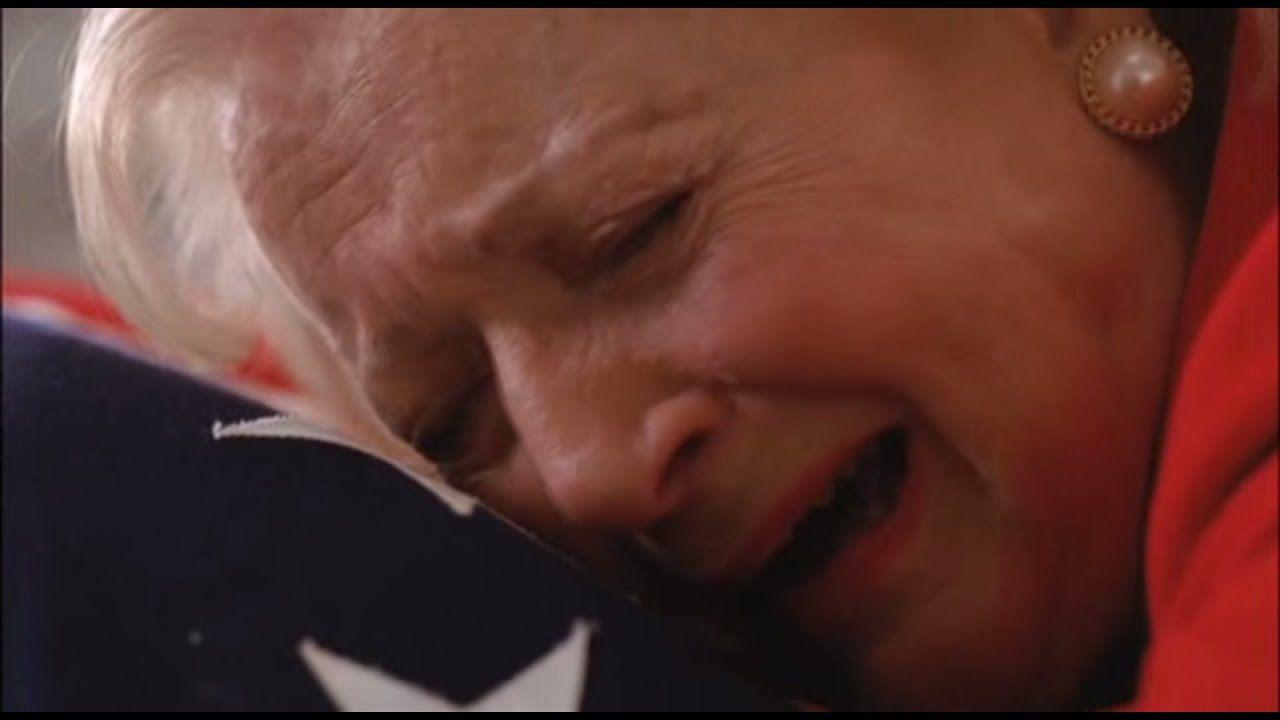 The Lost Valentine Betty White Emotional Scene Betty White Emotional Scene Jennifer Love