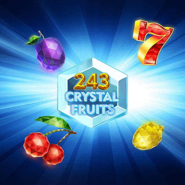 Spiele 243 Crystal Fruits - Video Slots Online