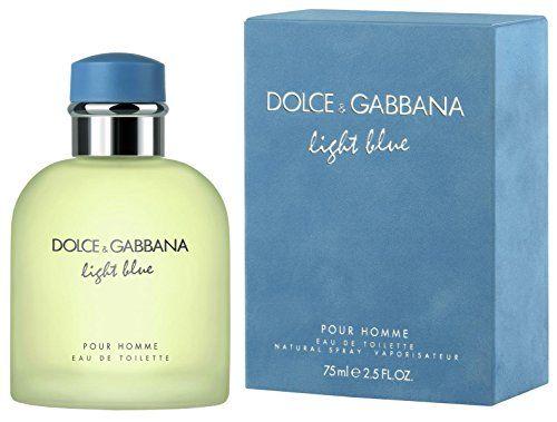 D Amp G Light Blue By Dolce Amp Gabbana For Men Eau De