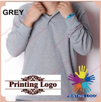 Custom Logo Shirts Customer Make Embroidery Man T Shirts Plus Size
