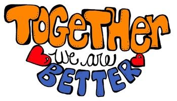 Better Together - Free ClipArt | Clip art, Better together, Free ...