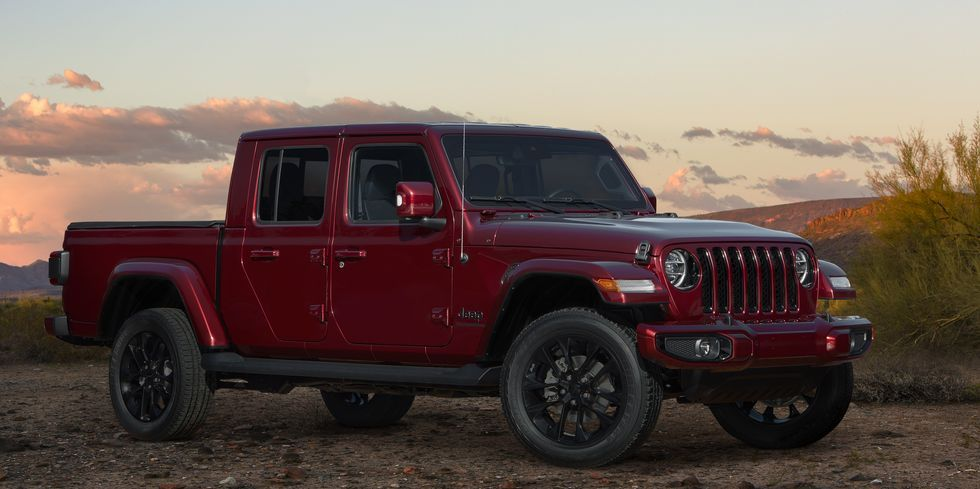 2020 Jeep Gladiator And Wrangler Now Come Rolling On Dubs Jeep