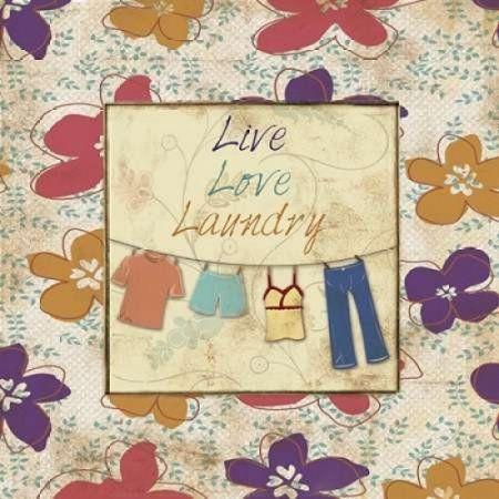 Live Love 61 Canvas Art - Piper Ballantyne (24 x 24)