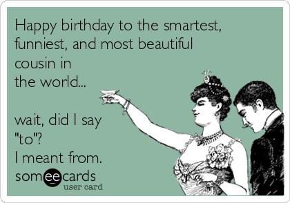 Funny Birthday Card Cousin Ktawa Ayo Ketawa
