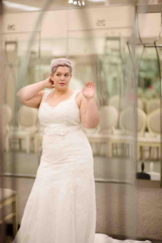 Petite Plus Size Wedding Dresses