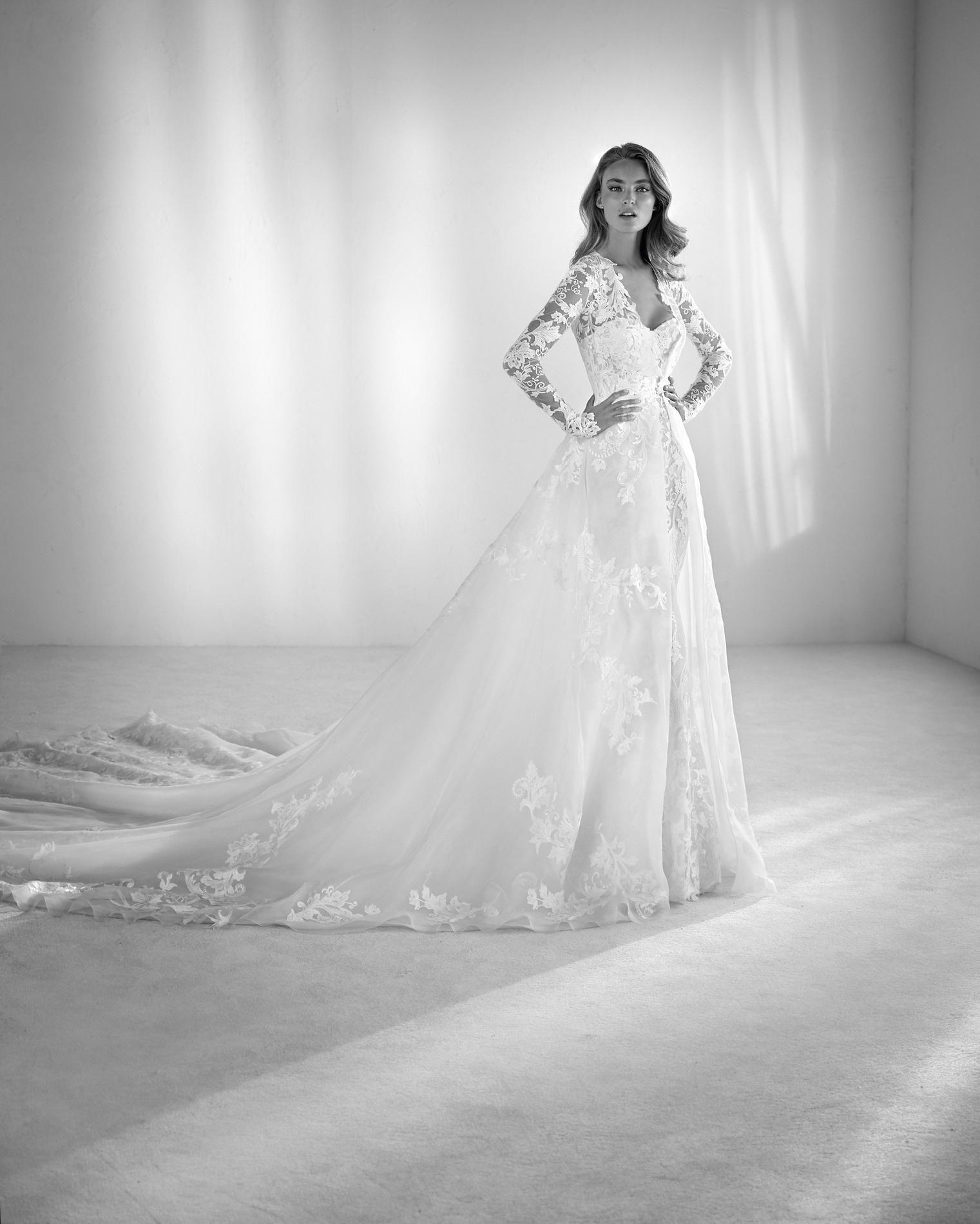 Edwardian wedding dress  Quelle robe de mariée choisir lorsque luon a une forte poitrine   Robe