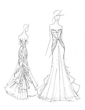 Harper Wedding Dress by Vera Wang